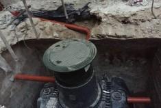 پکیج تصفیه فاضلاب بهداشتی- بوشهر